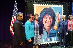Pioneer Astronaut Sally Ride To Be Commemorated With USPS...