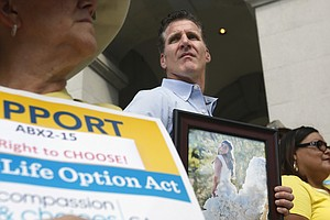 Photo for Court Upholds Ruling Against California's Assisted Suicide Law