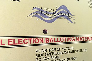 Final Day To Request Mail-In Ballot Is Tuesday