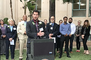 Photo for San Diego County Expands Suicide Prevention Efforts