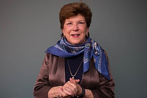 Delaine Eastin Says She Has 'Brass Backbone'