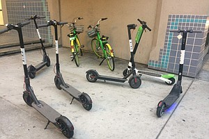 Committee Moves Regulatory Proposal For Dockless Scooters...