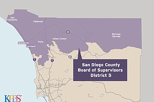 Photo for Desmond, Gomez Appear To Advance To November For County Supervisors District ...