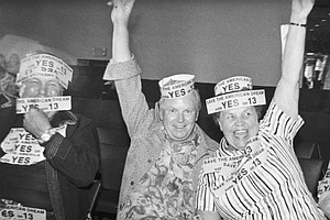 Photo for Forty Years Later, Proposition 13 Is Proof Your Vote Matters