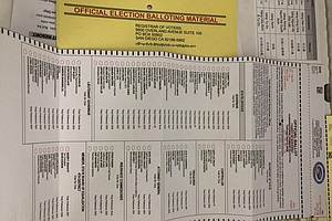 Record Number Of Mail Ballots Sent To San Diego County Re...