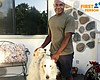 Vista resident Ike Iloputaife is pictured with ...