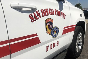 San Diego County Fire Authority Looks Ahead To Summer Fir...