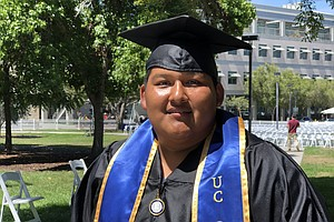 His Parents Were Deported Two Weeks Before College, Now H...