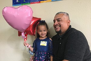 Graduation Day For Homeless Preschoolers In San Diego