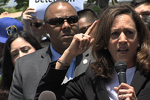 Senator Harris 'Heartbroken' After Immigration Detention ...