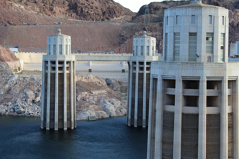 Lake Mead's bathtub ring, which has become the de facto symbol of the overall...