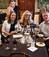 Producers Club members Paula Day, Chuck Day, Marie Day and Deidra Day at The Catamaran Hotel Resort and Spa.