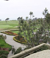 View of the Torrey Pines South Golf Course.