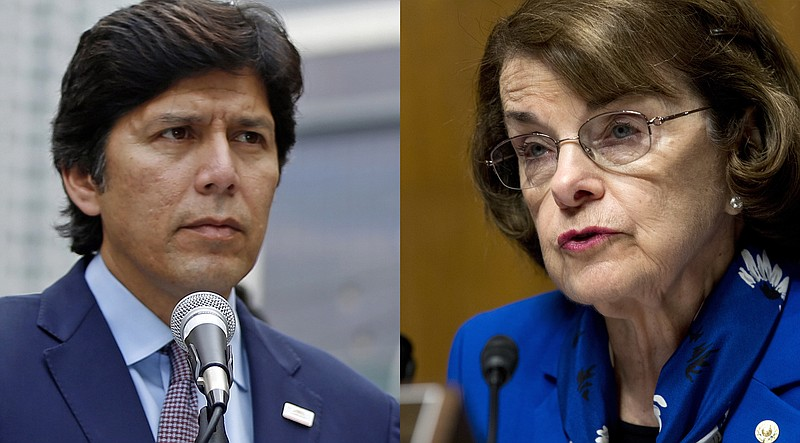 a conversation with us senate candidates kevin de leon and dianne feinstein kpbs senate candidates kevin de