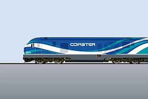 NCTD Buys Five New Trains For San Diego County