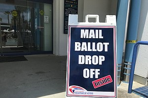 Photo for San Diego Voter Turnout In June Was More Than We've Seen Before