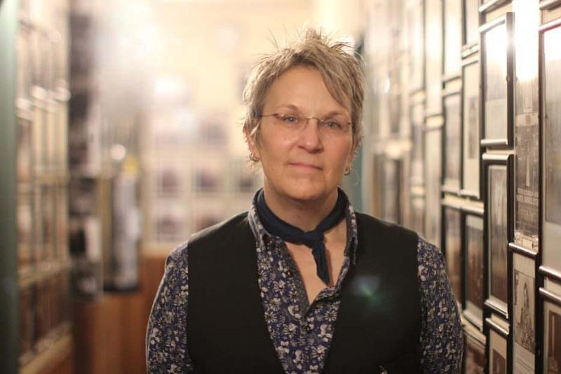Singer-songwriter Mary Gauthier, who appeared at McCabe's Guitar Shop in Sant...