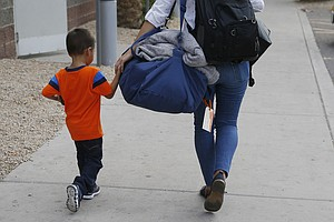 Immigrant Parents Happy But Traumatized After Kids Returned