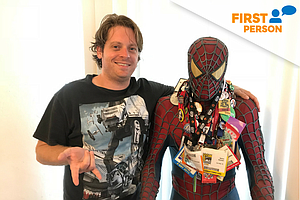 Photo for First Person: I Moved To San Diego To Be Closer To Comic-Con