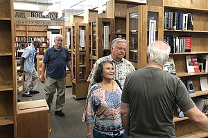 San Diego's Iconic Adams Avenue Book Store Is Closing For...