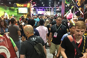 Comic-Con To Draw Thousands Of Pop Culture Fans