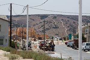 Methane Levels At Otay Ranch Housing Project Lower By Hal...