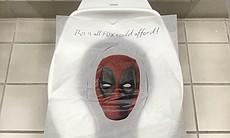 """Deadpool"" marketing proved ingenious and fitti..."