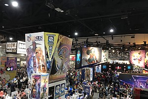 Construction Company Announced For Comic-Con Museum