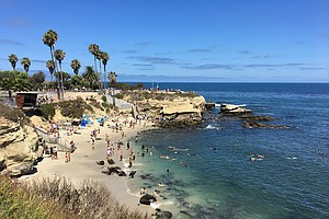 Peak Heat, Surf Expected In San Diego County