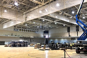 UC San Diego Renovating Sports Arena As It Readies For NC...