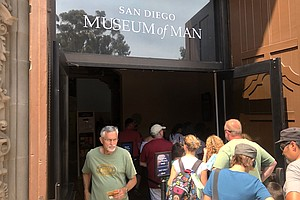 Photo for San Diego Museum Of Man In Balboa Park Wants Your Help Deciding New Name