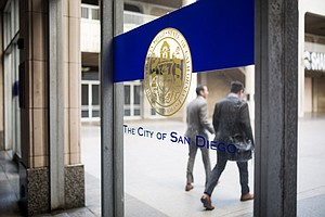 Photo for 73rd San Diego City Council Sworn In, Promises Action On Pandemic
