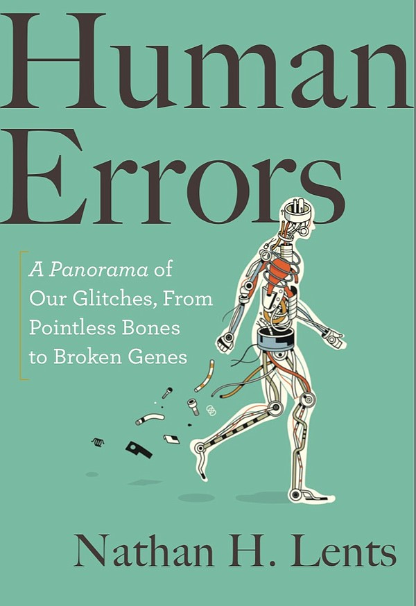 "The cover of ""Human Errors: A Panorama of Our Glitches, F..."