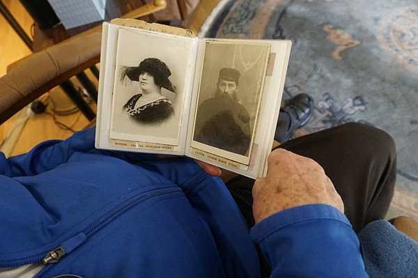 Ben Stern looks at some of the few surviving photos of hi...