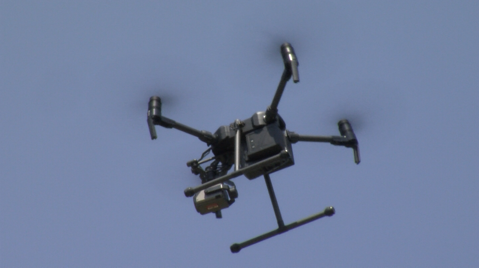 Military To Test Urban Drone Tracking System In San Diego, National City This Week