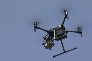 Photo for Military To Test Urban Drone Tracking System In San Diego, National City This...