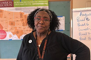 In West Oakland School That Keeps Losing Teachers, She's ...