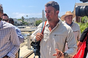 Islamic Group Accuses Rep. Hunter Of War Crimes During Hi...