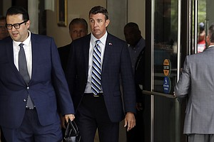 Photo for GOP Rep. Duncan Hunter Resigns After Corruption Conviction