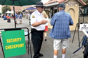 Photo for Shooting Outside Del Mar Racetrack Raises Questions About Security At Fairgro...