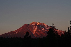 Photo for A Mysterious Hole Appeared On Mt. Shasta. Each Theory Behind It Tells A Diffe...
