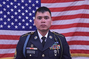 Photo for National City Soldier Dies In Noncombat Incident In Afghanistan