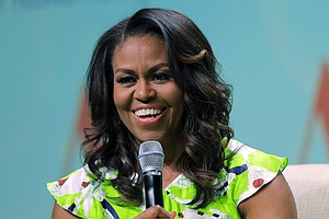 Michelle Obama To Appear At San Diego Wellness Conference