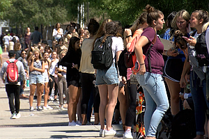 Health Officials Confident After 1,800 San Diego State St...