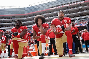 Photo for NFL Owners Adopt New Policy To Address Anthem Protests