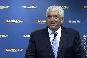 SANDAG Executive Director Discusses New Vision For Transp...