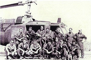 Documentary Tells Little-Known Story Of Vietnam War Squad...