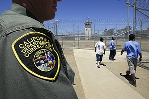 Attacks Using Bodily Fluids A Problem At California Lockups
