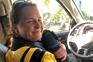 San Diego Humane Society Emergency Response Team Rescues ...