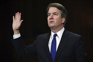 Photo for Kavanaugh Hearing Spurs Sex Crimes Victims To Come Forward